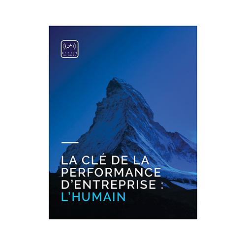 Whitepaper Cover - clé de la performance d'entreprise : l'humain